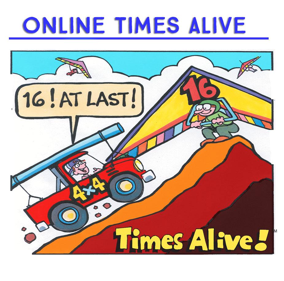 Online Times Alive