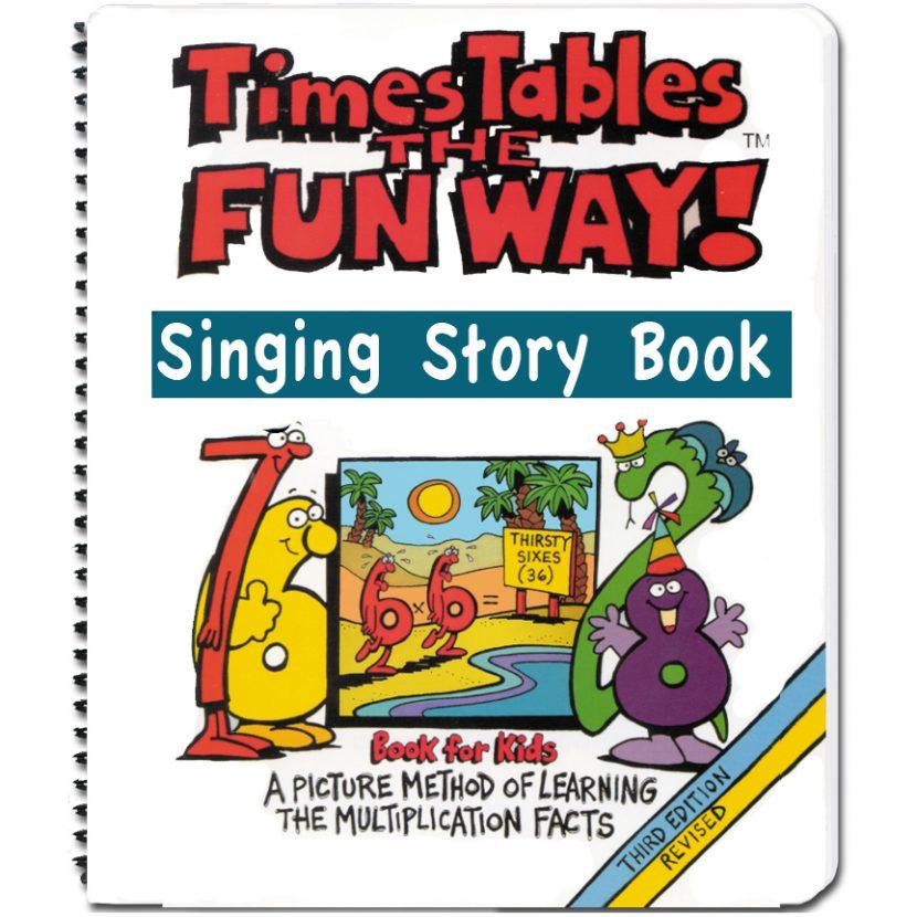 Singing Story Book