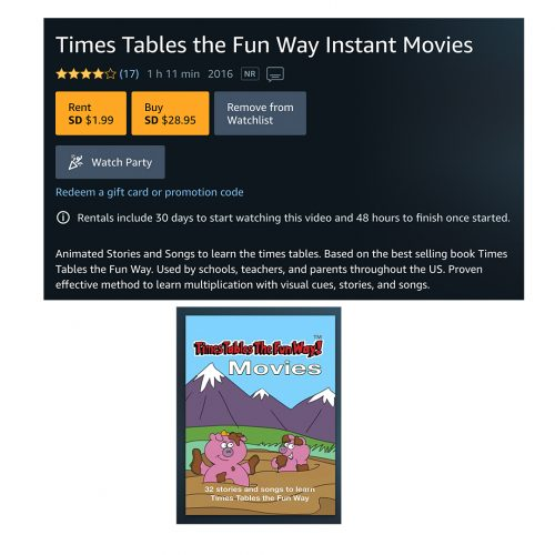 Times Movies from Amazon